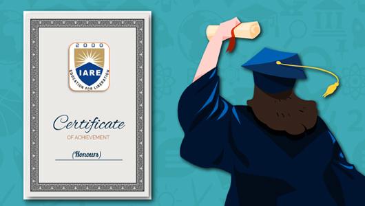 Courses under Honours Degree